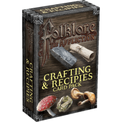 Folklore The Affliction - Crafting & Recipes