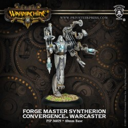 Convergence of Cyriss - Forge Master Syntherion