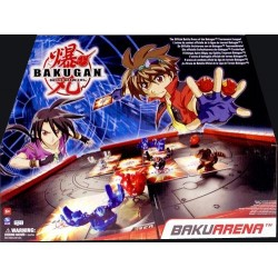 Bakugan - Bakuarena