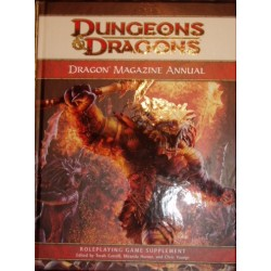 D&D 4.0 - Dragon Magazine Annual 1