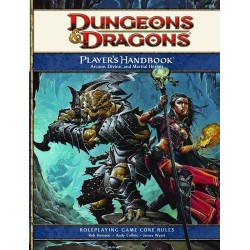 D&D 4.0 - Core Rulebook - Player's Handbook