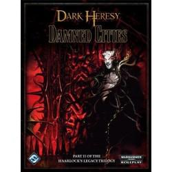 Dark Heresy - Haarlock's Trilogy Part II - Damned Cities