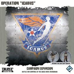 Dust Tactics - Operation Icarus