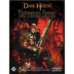 Dark Heresy - Haarlock's Trilogy Part I - Tattered Fates