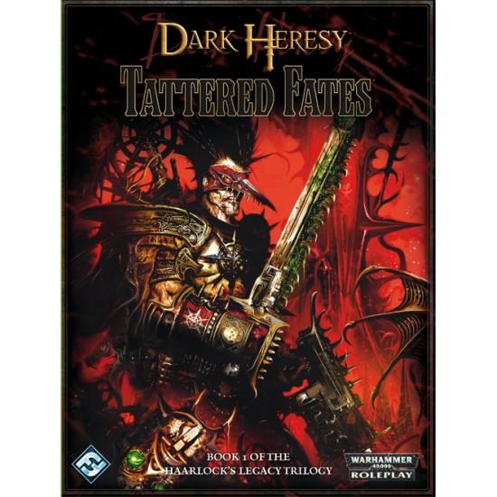 Dark Heresy - Haarlock's Trilogy Part I - Tattered Fates