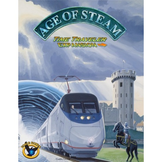Age of Steam - Time Traveler