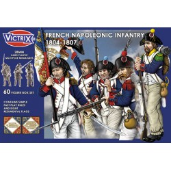 Napoleonic - French Infantry 1804-1807