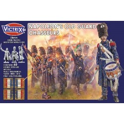 Napoleonic - French Old Guard Chasseurs 1805-1815