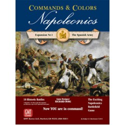 Commands & Colors - Napoleonics - The Spanish Army 3th Printing