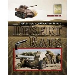 Panzer Grenadier - Desert Rats