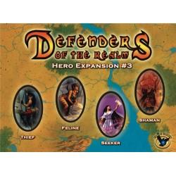 Defenders of the Realm - Hero Uitbreiding 3