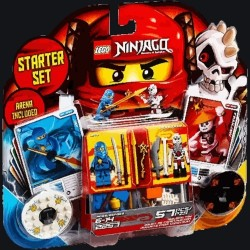 Ninjago - Spinjitzu Starter Set