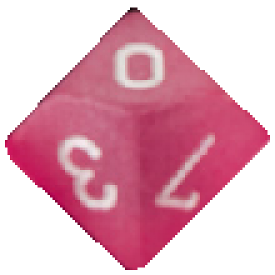 D10 - Pink Frosted