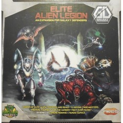 Galaxy Defenders  - Elite Alien Legion