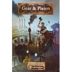 Gear & Piston