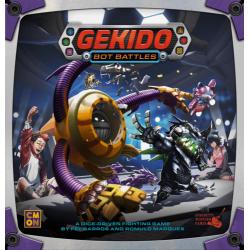 Gekido Bot Battles