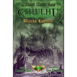 Cthulhu - The Great Old One - Deluxe Edition