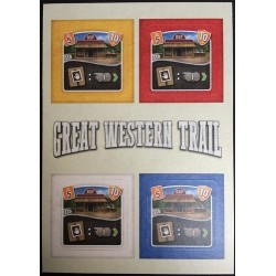 Great Western Trail - The Eleventh Building Tile