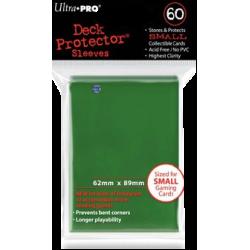 Sleeves - Small Green (50 pcs - Ultrapro)