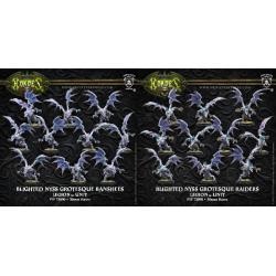 Legion of Everblight - Grotesque Raiders or Banshees
