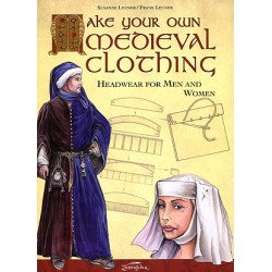 Make Your Own Medieval Clothing - Headwear for Women and Men