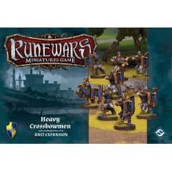 Runewars Miniatures Game - Heavy Crossbowmen