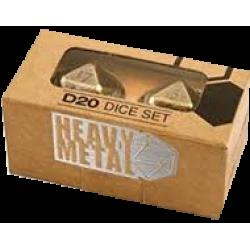 Heavy Metal - 2x D20