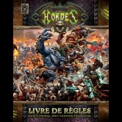 Hordes - Livre de Régles (Hardcover)