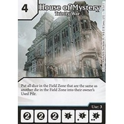 Dice Masters - Alternative Art - House of Mystery