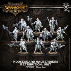 Retribution of Scyrah - Houseguard Halberdiers (PIP 35010)