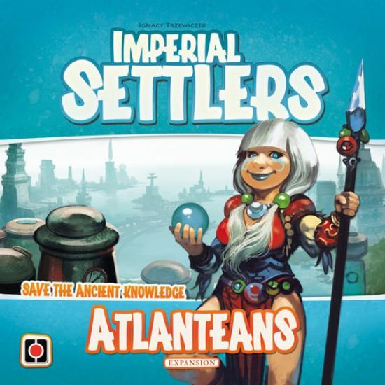 Imperial Settlers - Atlanteans