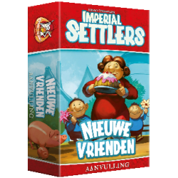 Imperial Settlers - Nieuwe Vrienden