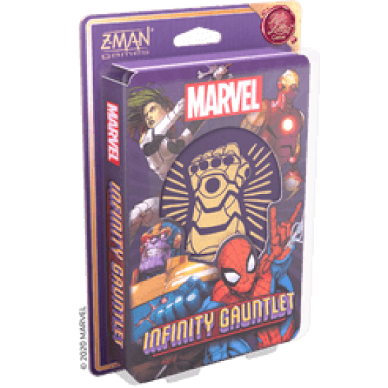 Infinity Gauntlet - A Love Letter Game