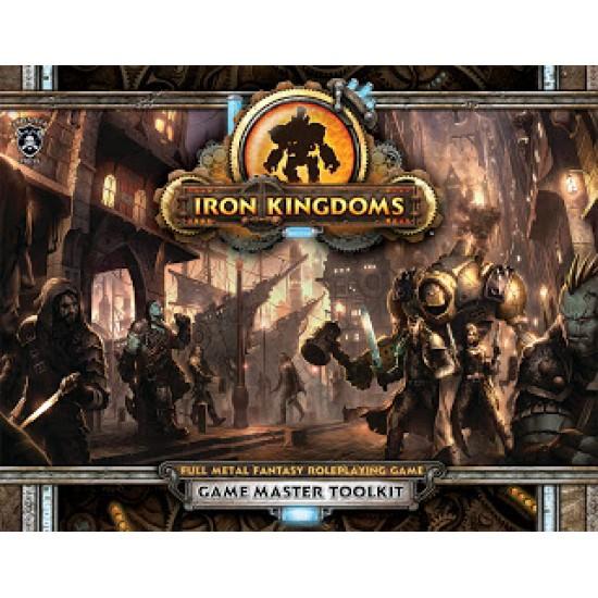 Iron Kingdoms - Game Master Toolkit