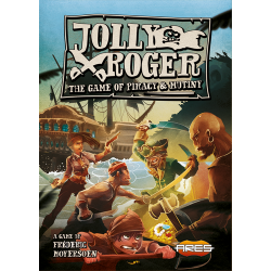 Jolly Roger - The Game of Piracy & Mutiny