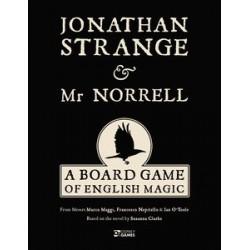 Jonathan Strange & Mr. Norell