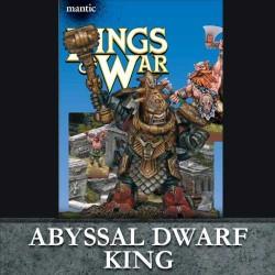 Dwarven Abyssal Dwarf King