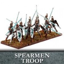 Elf Spearmen Troop