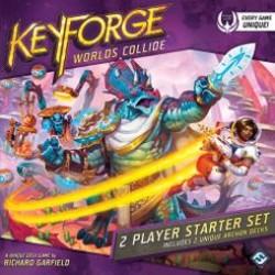 Keyforge Worlds Collide Starter
