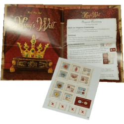 King's Will - Mini Expansion