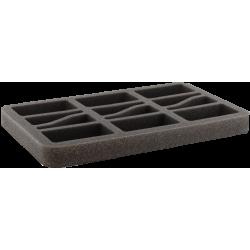 Foam Tray - 12 cuts - 25 mm tickness