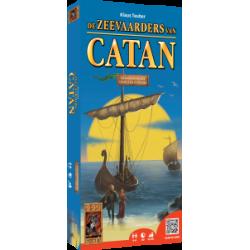 De Kolonisten van Catan - De Zeevaarders 5 tot 6 Spelers