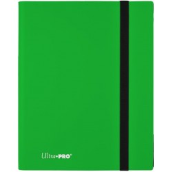 Binder Pro 9 Pocket - Eclipse Lime Green