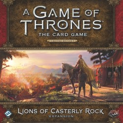 A Game of Thrones LCG 2nd Ed. - Lions of Caterly Rock