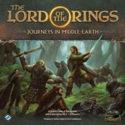 Lord of the Rings - Journeys in Middle Earth