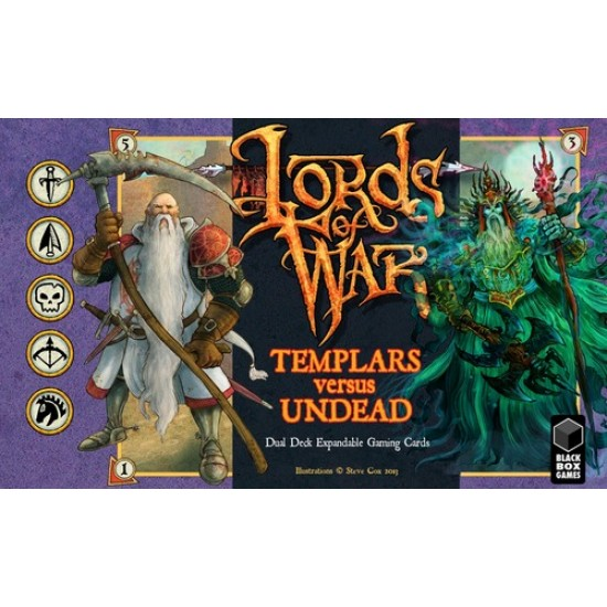 Lords of War - Templars Vs. Undead