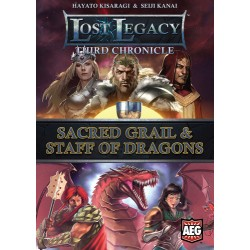 Lost Legacy - Sacred Grail & Staff of Dragons