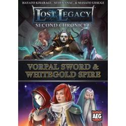Lost Legacy - Vorpal Sword & Whitegold Spire