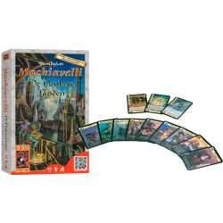 Machiavelli - De Donkere Landen - 2nd Edition