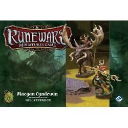 Runewars Miniatures Game - Maegan Cyndewin